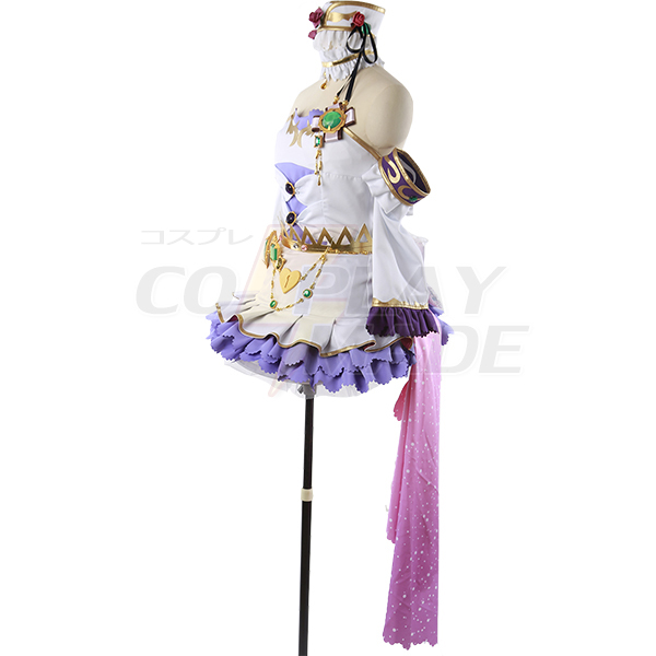 Costumi Love Live Birth Stone Ayase Eli Cosplay Carnevale