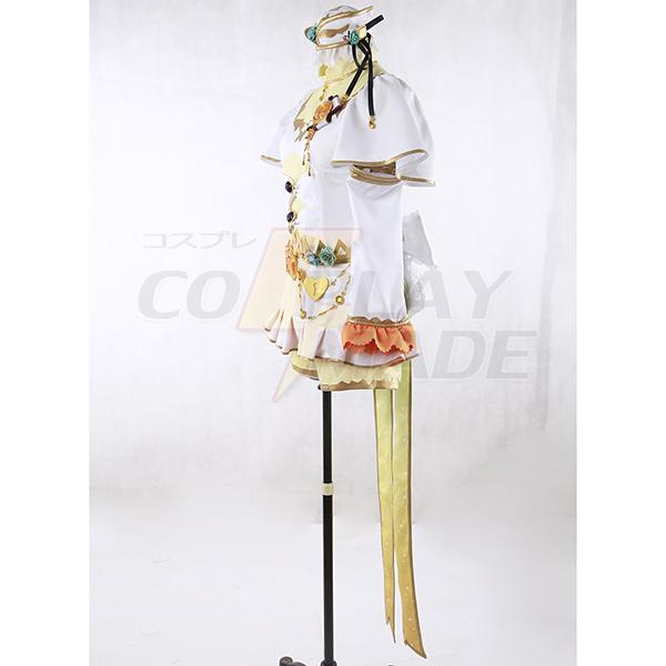 Costumi Love Live Birth Stone Hoshizora Rin Cosplay Halloween