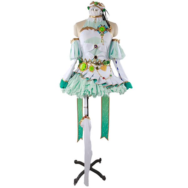 Love Live Birth Stone Kousaka Honoka Cosplay Kostume Halloween