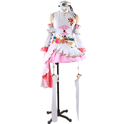 Love Live Birth Stone Sonoda Umi Cosplay Costume Halloween