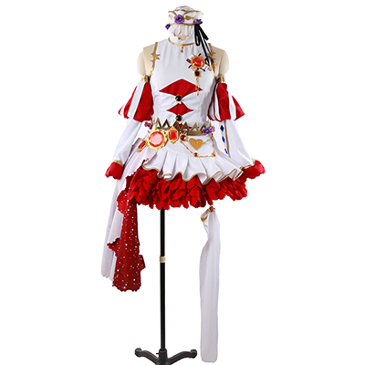 Love Live Birth Stone Yazawa Nico Cosplay Puku Halloween Asut