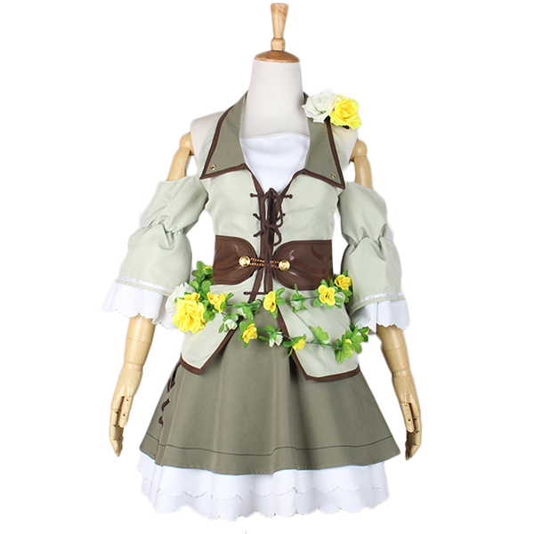 Disfraces Love Live Flower Fairies All Members Cosplay Halloween