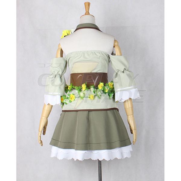 Costumi Love Live Flower Fairies All Members Cosplay Halloween