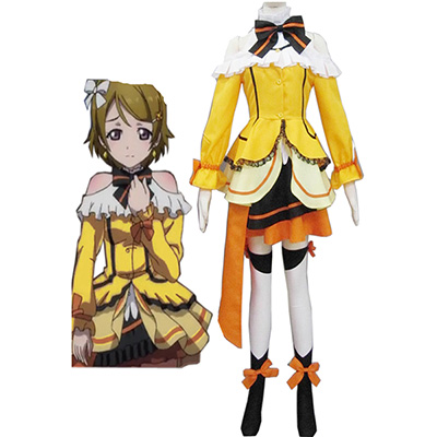 Love Live Koizumi Hanayo Lolita-jurk Cosplay Kostuum Halloween
