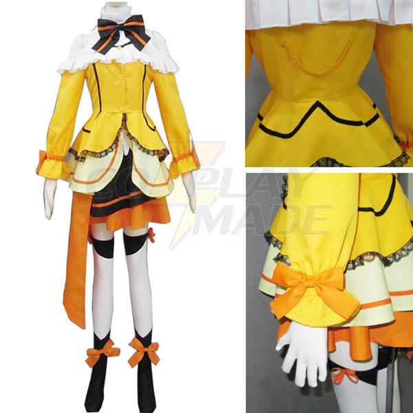 Love Live Koizumi Hanayo Lolita Kjole Cosplay Kostume Halloween