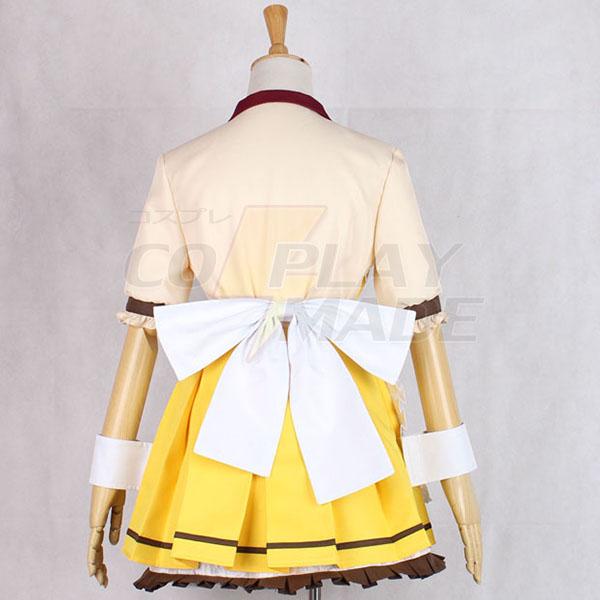 Costumi Love Live Minami Kotori Maid Vestito Cosplay Halloween