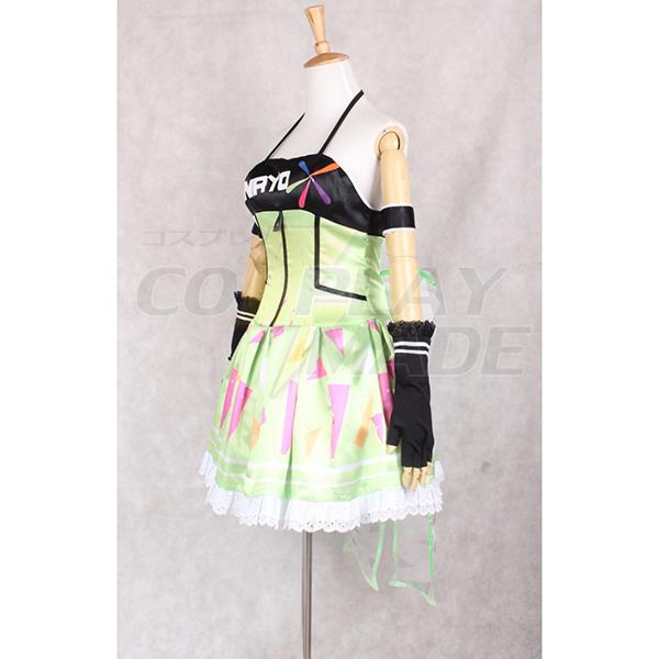 Disfraces Love Live school idol festival Koizumi Hanayo Vestido Cosplay
