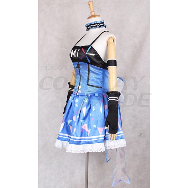 Costumi Love Live school idol festival Sonoda Umi Vestito Cosplay