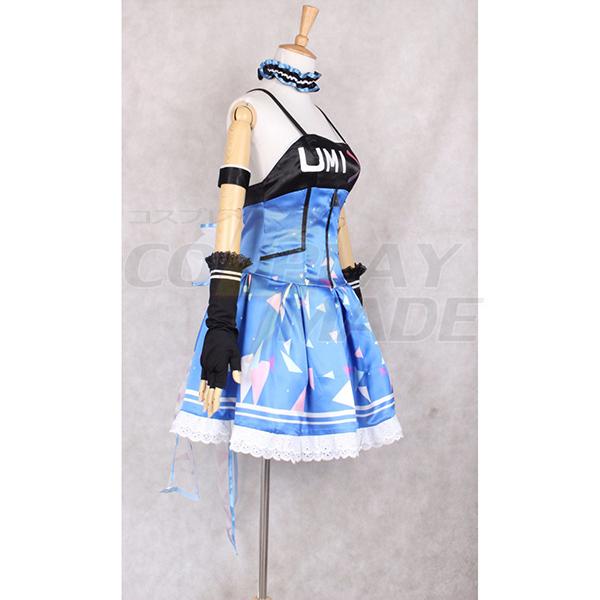 Love Live school idol festival Sonoda Umi Dress Cosplay Costume