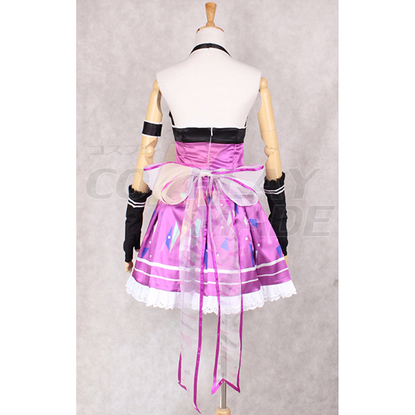 Love Live school idol festival Tojo Nozomi Dress Cosplay Costume