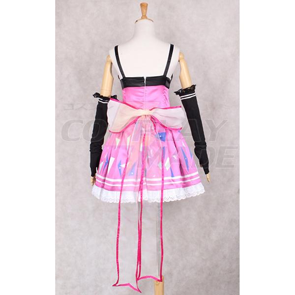 Love Live school idol festival Yazawa Nico Dress Cosplay Costume