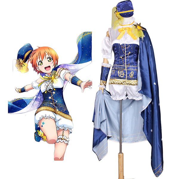 Disfraces Love Live! Constellation Ver. Hoshizora Rin Cosplay