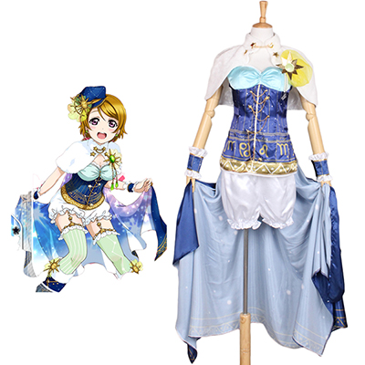 Costumi Love Live! Constellation Ver. Koizumi Hanayo Cosplay