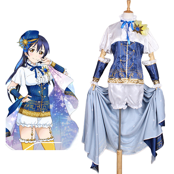 Love Live! Constellation Ver. Sonoda Umi Cosplay Costume