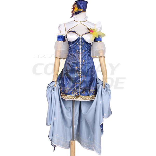 Love Live! Constellation Ver. Tojo Nozomi Cosplay Costume