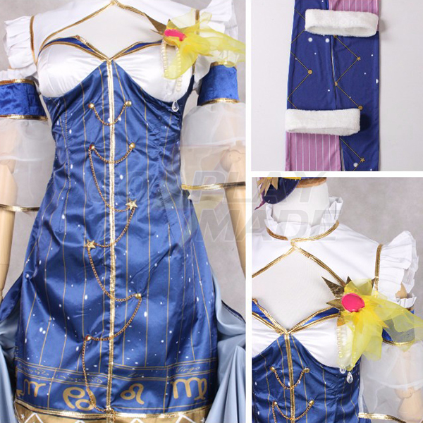 Love Live! Constellation Ver. Tojo Nozomi Cosplay Kostuum