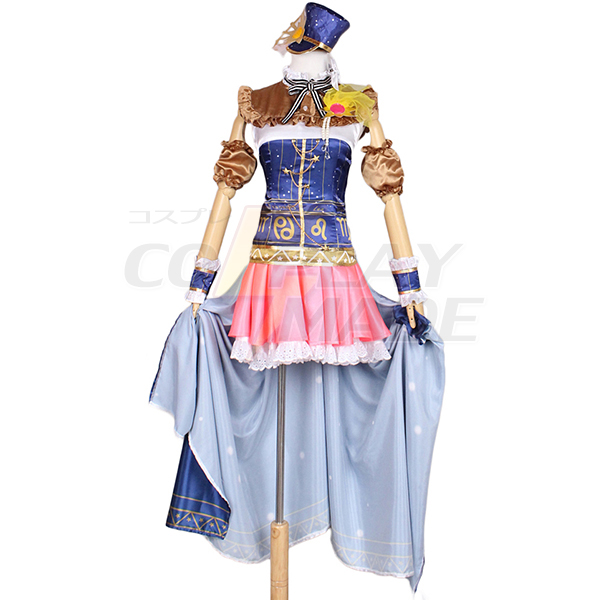 Love Live! Constellation Ver. Yazawa Nico Cosplay Costume