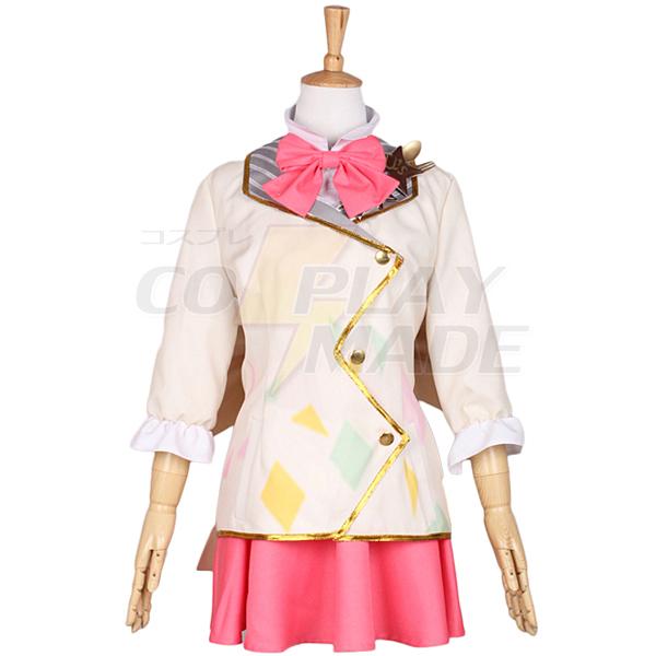 Love Live! Valentine Ver. Yazawa Nico Cosplay Costume