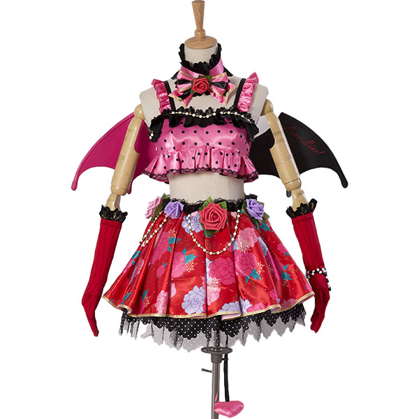 Love Live! Hanayo Koizumi Little Demon∕Devil Cosplay Kostume