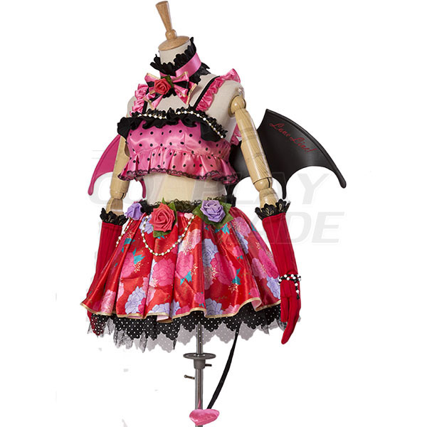 Love Live! Hanayo Koizumi Little Demon∕Devil Cosplay Costume
