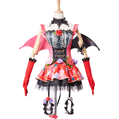 Love Live! Maki Nishikino Little Demon∕Devil Cosplay Costume