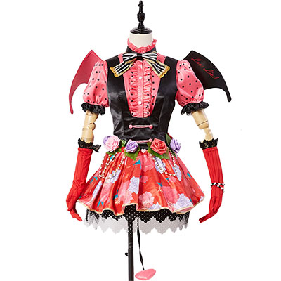 Love Live! New Umi Sonoda Little Demon∕Devil Cosplay Costume