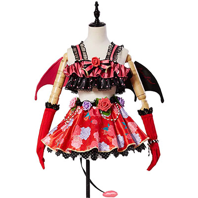Love Live! Rin Hoshizora Little Demon∕Devil Cosplay Costume
