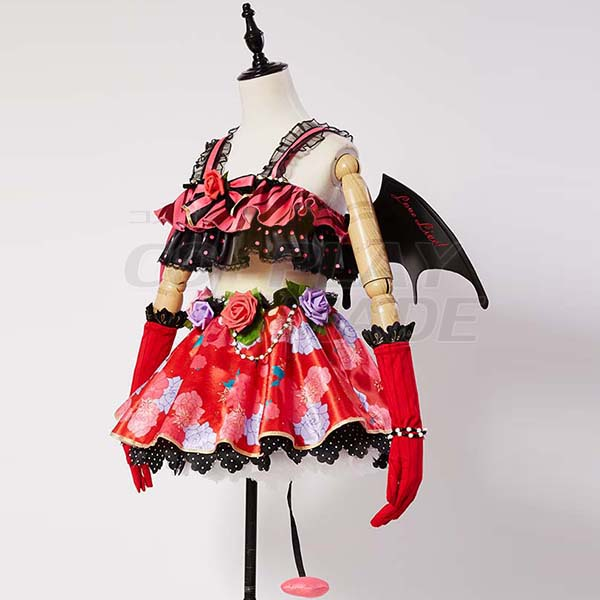 Costumi Love Live! Rin Hoshizora Little Demon∕Devil Cosplay