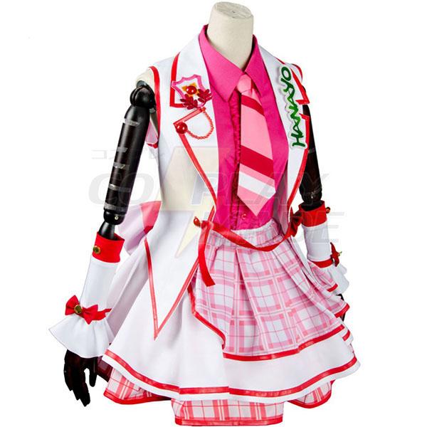 Love Live!SIF Hanayo Koizumi Cosplay Kostume Halloween