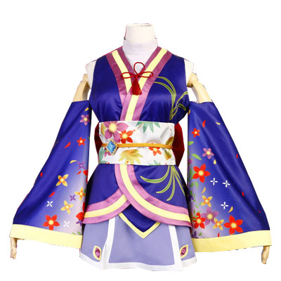 Love Live! Umi Sonoda Uniform Cosplay Costume Halloween