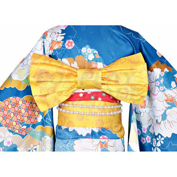 Love Live! Eli Ayase kimono Cosplay Costumes Halloween