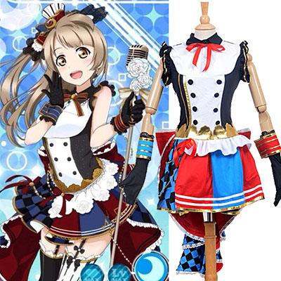 Love Live! Kotori Minami Maid Dress Cosplay Costumes