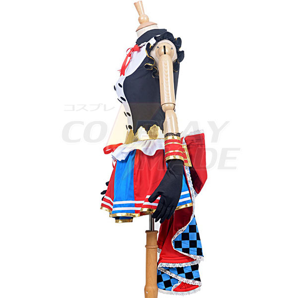 Disfraces Love Live! Kotori Minami Maid Vestido Cosplay