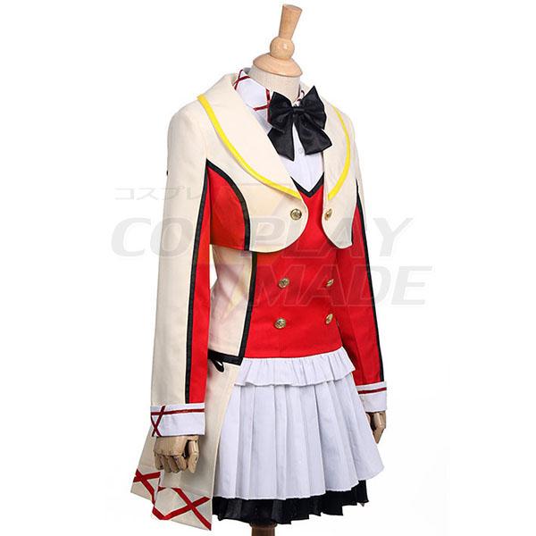 Disfraces Love Live! Kousaka Honoka Vestido Cosplay Halloween