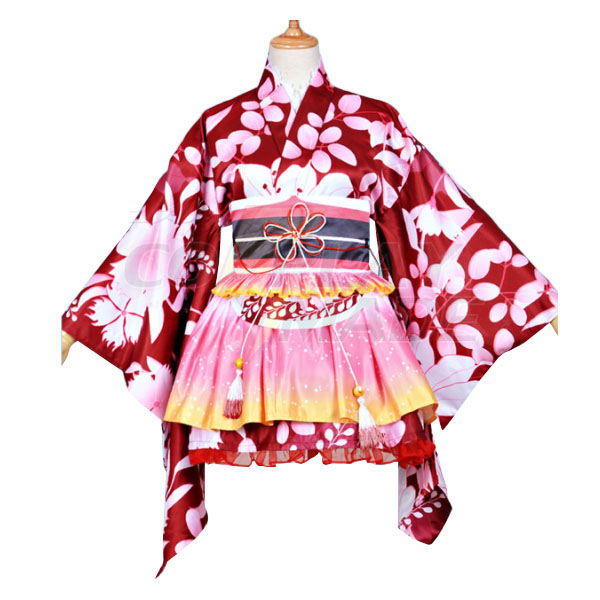Costumi Love Live! Nishikino Maki Kimono