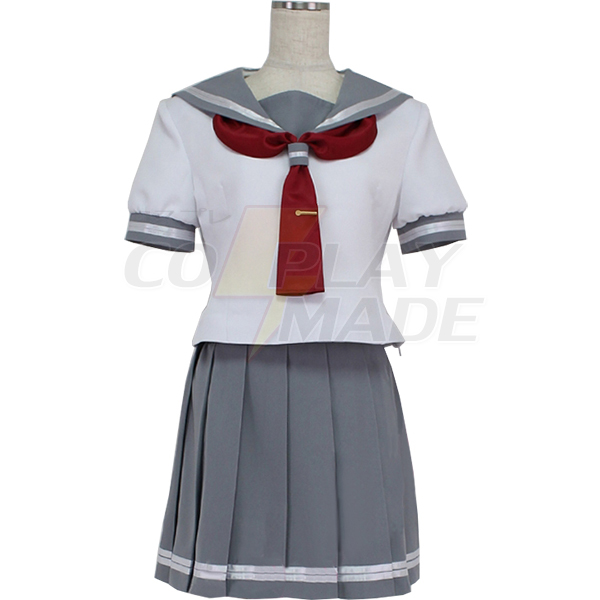 Disfraces Love Live! Sunshine Aqours Sailor Trajes Summer Uniforme Cosplay