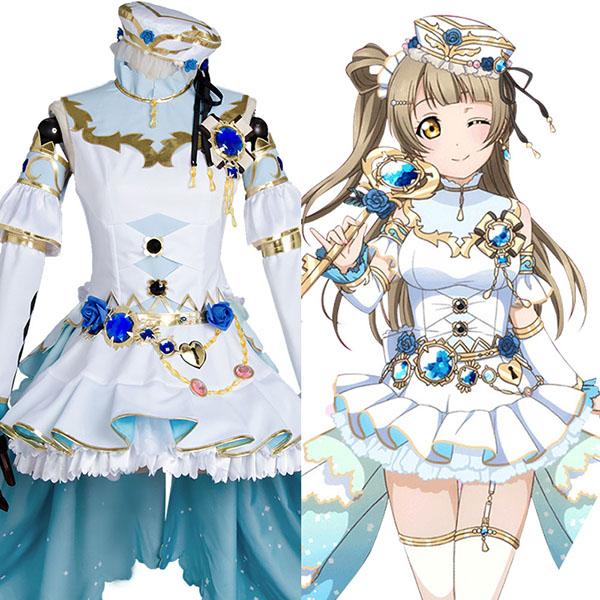 Love Live! Minami Kotori Birthstone Kotori Minami Dress Cosplay Costume