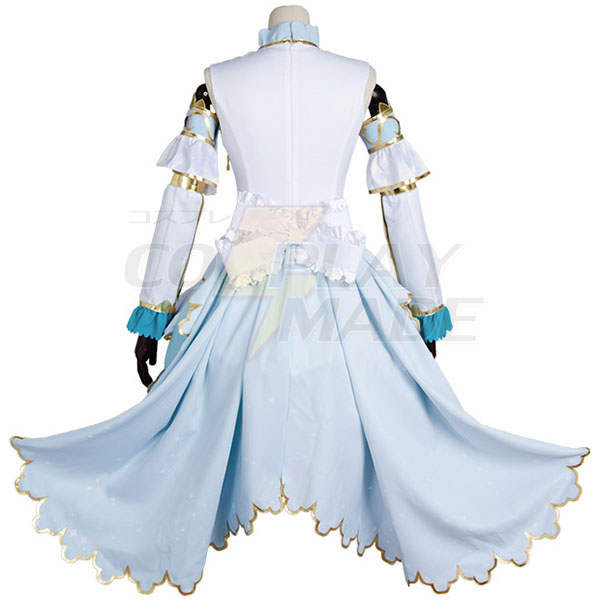 Love Live! Minami Kotori Birthstone Kotori Minami Jurk Cosplay Kostuum