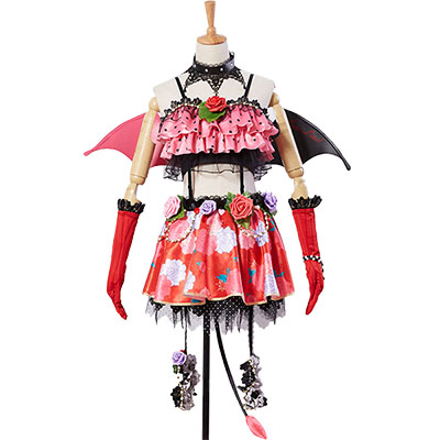 Love Live! Nico Yazawa Little Demon∕Devil Cosplay Costume