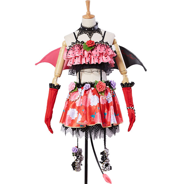 Costumi Love Live! Nico Yazawa Little Demon∕Devil Cosplay
