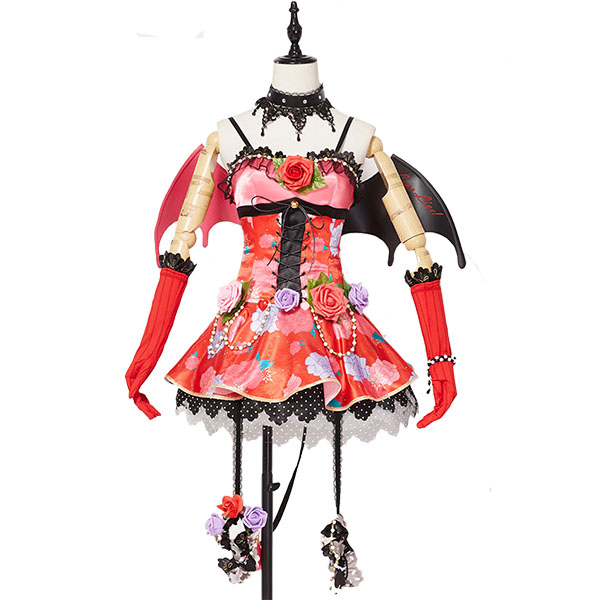 Love Live! Kotori Minami Little Demon∕Devil Cosplay Costume