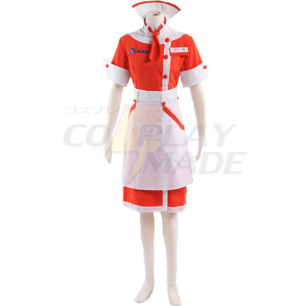 Love Plus Nene Anegasaki Cosplay Costume Halloween