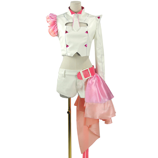 Macross Delta Freyja Wion Cosplay Costume Halloween