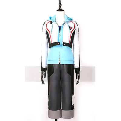 Costume Macross Delta Hayate Immelmann Cosplay Déguisements Halloween