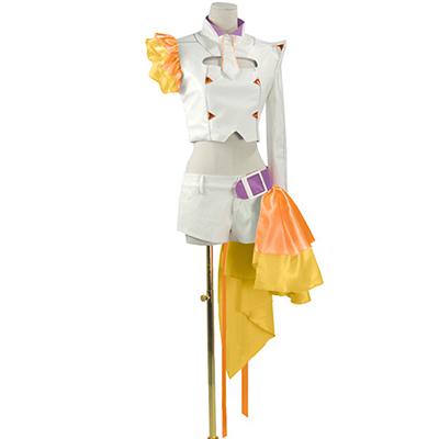 Macross Delta Kaname Buccaneer Cosplay Kostym Halloween