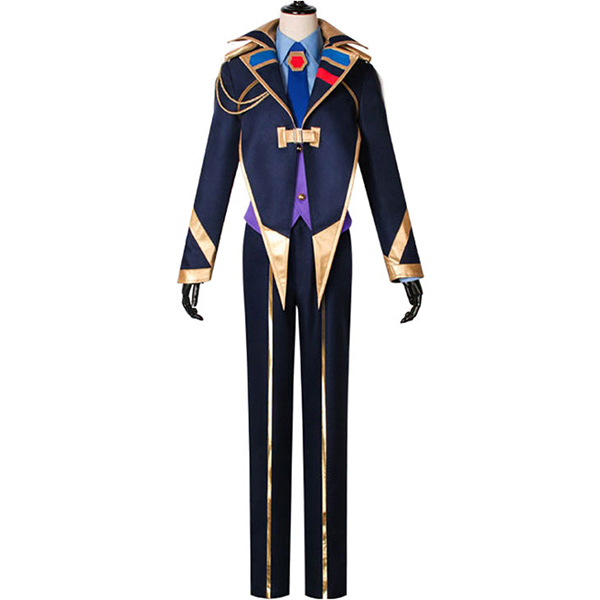 Disfraces Macross Delta Keith Aero Windermere Cosplay