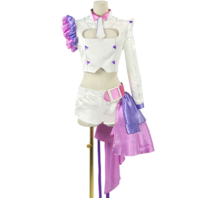 Costume Macross Delta Makina Nakajima Cosplay Déguisement Halloween