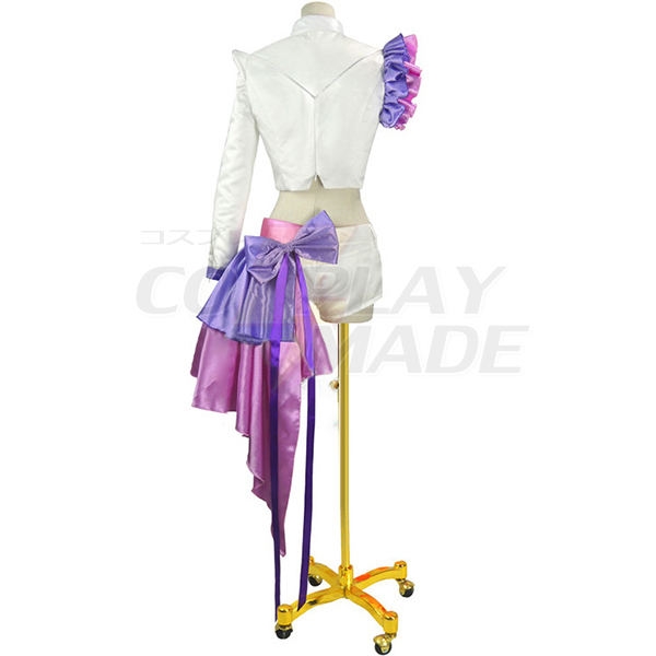 Costumi Macross Delta Makina Nakajima Cosplay Halloween
