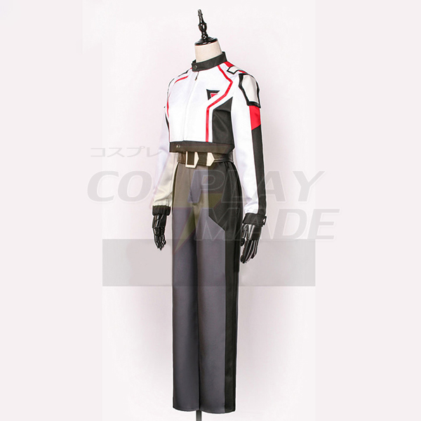Macross Delta Messer Ihlefeld Cosplay Costumes Halloween
