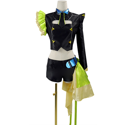 Macross Delta Reina Prowler Cosplay Kostym Halloween